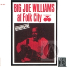 Big Joe Williams at Folk City (Live)