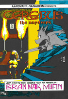 Cerebus the Aardvark, no. 5