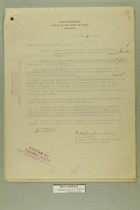 Memos from E. D. Anderson and Henry Jervey re: Mexican Troops Firing on United States Patrols, Big Bend District, Texas, and Movement of Mexican Troops, November, 1918