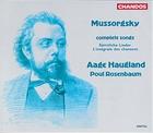 Mussorgsky: Complete Songs