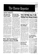 Cheese Reporter, Vol. 88, No. 8, Friday, October 16, 1964