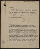 Ministry of Labour and National Service Minutes re: Sir George Gater's Letter on Racial Discrimination of British Coloured Troops at Liverpool Dance Halls, 1944