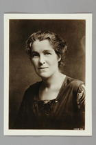 Margery Corbett-Ashby as President of the International Alliance of Women for Suffrage and Equal Citizenship