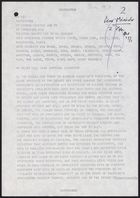 Telegram from Anthony Parsons to Foreign and Commonwealth Office re: Possible Return of Khomeini, January 14, 1979
