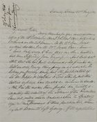 Letter from George Leslie to William Leslie, July 28, 1845