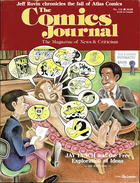 The Comics Journal, no. 114