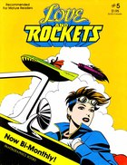 Love and Rockets, no. 5