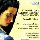 Cantus Dei Gloriae: Sacred Music in Twentieth-Century Trieste