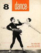 Dance Magazine, Vol. 32, no. 8, August, 1958