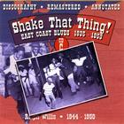 Shake That Thing!: East Coast Blues 1935-1953, CD C