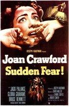 Sudden Fear (1952): Shooting script