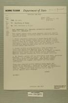 Telegram from Edward B. Lawson in Tel Aviv to Secretary of State, Feb. 2, 1955