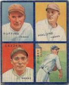 Boys' Room Dressing: Baseball Card 2