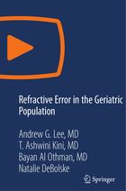 Refractive Error in the Geriatric Population