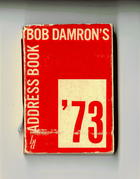 Bob Damron's Address Book '73