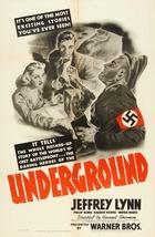 Underground (1941): Shooting script