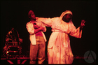 Production stills from The Eye of Gabriel by Femi Euba at the Claude L. Shaver Theatre, Louisiana State University, March 13, 1999. Directed by Yvonne Brewster