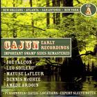 Cajun Early Recordings (CD A)