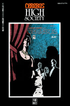 Cerebus: High Society, no. 18
