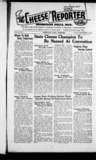 Cheese Reporter, Vol. 73 no. 3, Friday, September 10, 1948