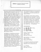 Bulletin I: Southwest Regional Lesbian Working Committee