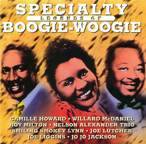 Speciality Legends of Boogie-Woogie