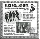Black Vocal Groups Vol. 10 (c.1919-1929)