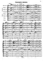Concerto grosso, B.318, C major, Op. 3 No. 1, C Major
