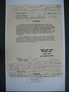 Indications of Further Aggression Against Greece, March 12, 1948