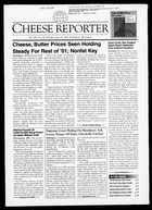 Cheese Reporter, Vol. 125, No. 50, Friday, June 29, 2001