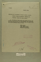 Combined Correspondence Concerning Military Activity Along Mexican Border, June 20-26, 1919
