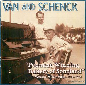 Pennant-Winning Battery of Songland (Breakthrough Recordings, 1916-1918)