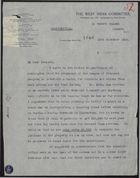 Letter from Algernon Aspinall, West India Committee, to H. A. Beckett, Colonial Office, re: Dr. Moody and Proposed Hostel, November 16, 1932
