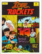 Love and Rockets, no. 4