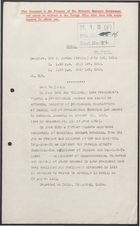 Deciphered Telegram from Sir J. Jordan to Foreign Office re: President's Funeral and Formation of Coalition Cabinet, July 1, 1916