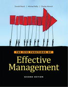 The Five Functions of Effective Management