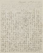 Letter from George Leslie to William and Jane Leslie, March 15, 1839