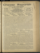 Cheese Reporter, Vol. 57, no. 26, March 6, 1933