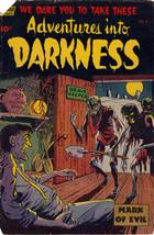 Adventures Into Darkness no. 8