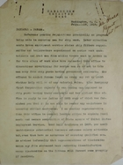 Cablegram Number 40 from Flint, July 18, 1918