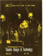 Theatre Design & Technology, no. 9, May, 1967