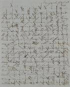 Letter from Kate MacArthur Leslie to William Leslie, April 8, 1841