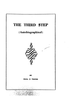 The Third Step (Autobiographical)