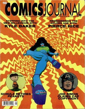 The Comics Journal, no. 219