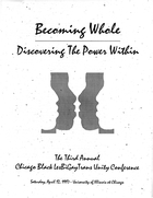 Becoming Whole/ Discovering the Powers Within