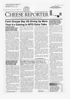 Cheese Reporter, Vol. 132, No. 15, Friday, October 12, 2007