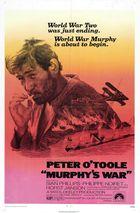 Murphy's War (1971): Continuity script
