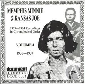 Memphis Minnie & Kansas Joe Vol. 4 (1933-1934)