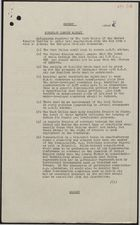European Common Market: Brief from Federal Ministry of Trade and Industry re: European Economic Community, and Safeguards Required by the West Indies, July 12, 1961