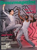 Dance Magazine, Vol. 58, no. 10, October, 1984
